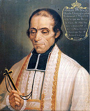 Saint Marcellin Champagnat, Marist Father and Founder of the Marist Brothers